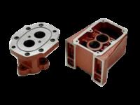 Pump Flange, Gear Box